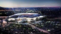 """""""Стад де Люмиер"""" струва над 450 милиона евро и е с капацитет от 59 000 седящи места"""