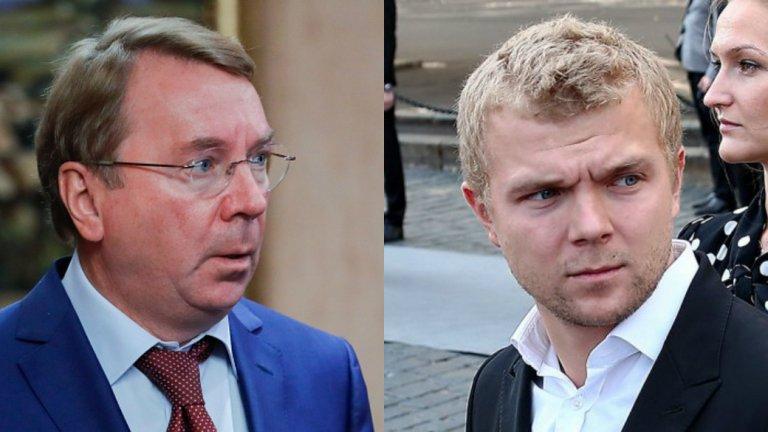 """Игор Кожин - син на първия вицепрезидент на Руския олимпийски комитет Владимир Кожин   Игор Кожин е директор на компанията """"Ледени арени"""", която печели обществената поръчка за строителството на 5 комплекси с ледени пързалки в Москва на обща стойност над 1 млрд. рубли. Преди да навърши 30 години, бизнесменът беше включен на 112-о място в класацията """"Най-богатите хора в Санкт Петербург"""" от изданието """"Деловой Петербург"""", като богатството му се оценяваше на 6,4 млрд. рубли (около 54 млн. долара)."""