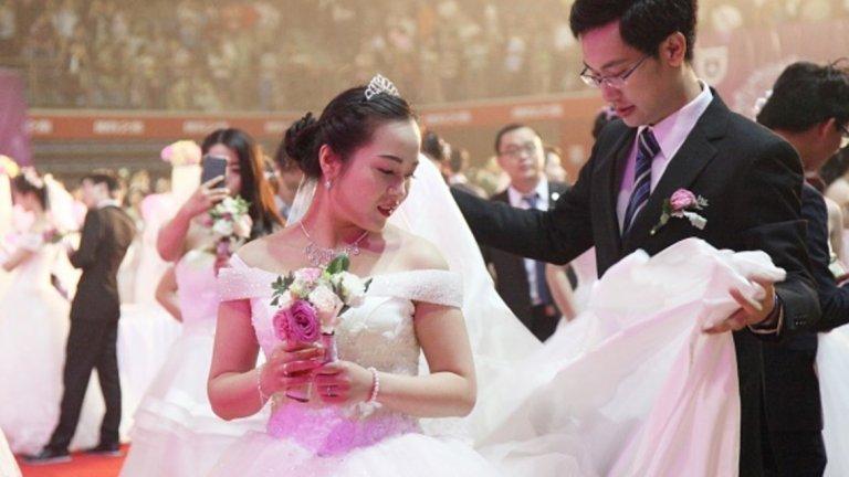Бракът вече не е сред приоритетите на младите китайци
