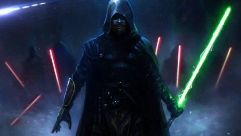 """Star Wars Jedi: Fallen Order  Платформи: Xbox One, PS4, Windows Излиза: есен 2019 г.  Respawn насъбра опит с двете си Titanfall игри, но сега студиото се е нагърбило с най-отговорната задача в историята си: гейм адаптация по вселената на """"Междузвездни войни"""". Анонсирана по време на последното Е3, Star Wars Jedi: Fallen Order се помества точно след края на третия епизод от киносагата """"Отмъщението на ситите"""". Засега за играта знаем страшно малко: тя ще остане вярна на канона на """"Междузвездни войни"""", ще бъде относително реалистична и ще бъде изцяло сингълплейър, защото ЕА предпочита да остави мултиплейър схватките във вселената за Star Wars Battlefront. Star Wars Jedi: Fallen Order е насрочена за празничния сезон на 2019 г., което означава, че можем да я очакваме през октомври, ноември или декември."""