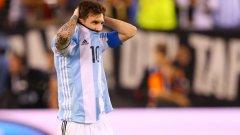 Меси отправи остри думи, след като Аржентина беше ощетена от съдийството на полуфинала от Копа Америка срещу Бразилия