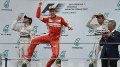 Себастиан Фетел ще се бори за титлата във Формула 1 през новия сезон, както и за първото място по пари сред пилотите