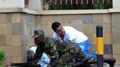 """""""Уестгейт"""" има реноме на престижен мол в Найроби, но не е ясно дали терористите не са го минирали"""