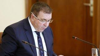 Те бяха представени днес на брифинг от здравния министър проф. Костадин Ангелов