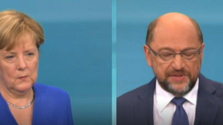 Мартин Шулц се съгласи на преговори с Меркел
