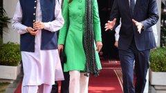 Посещението на принца в Пакистан дава положителни сигнали за дипломатическите кръгове в Англия