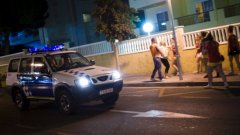 За един българин, кокаина, мулетата, хашиша, Испания