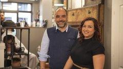 Кирил Николов и Гергана Баева са хората зад бръснарницата The Barber Shop и смело се изправят пред предизвикателството да развиваш бизнес в България.
