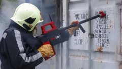 Може ли Pyrolance да преобърне гасенето на пожари