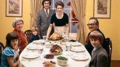 Къде е магията на семейната вечеря?