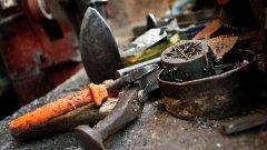 Инструментите на занаята