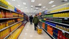 Разликите между еднаквите марки хранителни стоките в България и западните страни са твърде малки, за да се правят заключения
