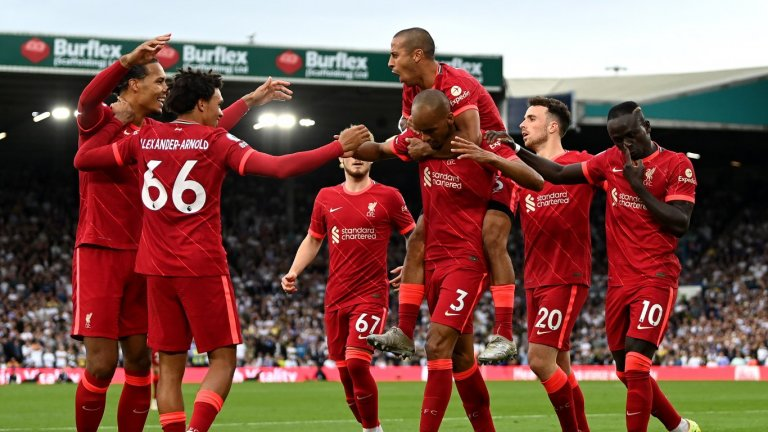 Ливърпул се изравни с Юнайтед и Челси на върха, но плати с ужасна контузия на млад талант (видео)