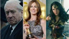 """От възхода на стрийминг услугите и пренасочването на филми като """"Ирландецът"""" към тях, през успехите за жените в индустрията до масовата истерия по комиксовите филми. Как се промени киното за 10 години?"""