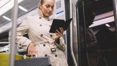 Плати вход за метрото с Visa и спечели четец Amazon Kindle 6 Glare