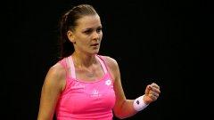 Радванска спечели 20 WTA титли.