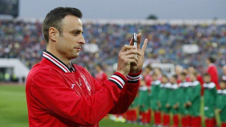 В последно време се появиха слухове, че може да се завърне в ЦСКА, но агентът на Бербатов - Емил Данчев - напълно отрече за подобен ход.