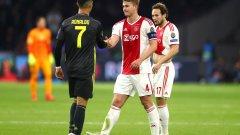 Роналдо влязъл в ролята на агент