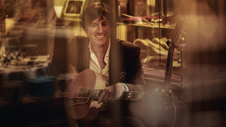 Тома Дютрон идва с джаз, суинг и китарата си в София