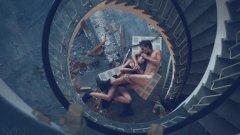 """""""Реквием за една мечта"""" / Requiem for a Dream (2000)  Психодрамата на Дарън Аронофски бърка надълбоко в мрачния живот на четирима души, зависими от наркотици и хапчета. От чаянието и загубата на връзка среалността са показани толкова брутално, че ще запомните за цял живот """"Реквием за една мечта""""."""