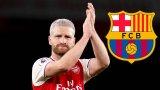 Барселона с интерес към Шкодран Мустафи