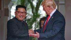 Тръмп предложи среща на Ким Чен Ун през Twitter