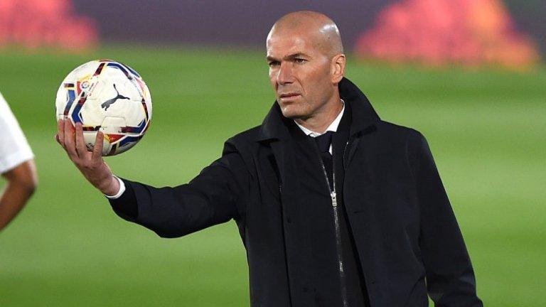 Три големи причини накараха Зидан отново да изостави Реал. А без него бъдещето изглежда мрачно