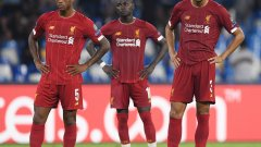За Ливърпул загубата е разочароваща, но в играта на отбора имаше достатъчно добри моменти
