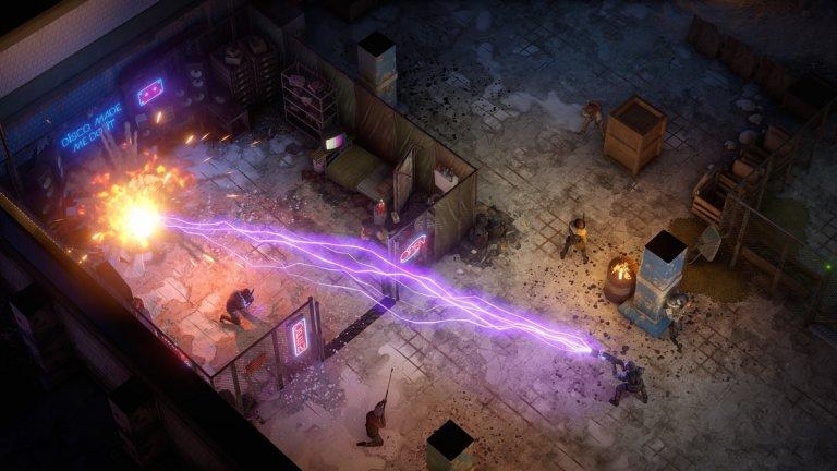 Wasteland 3 Излиза на: 28 август Платформи: Windows, MacOS, Linux, PlayStation 4, Xbox One  Отново постапокалиптична игра - нещо подходящо за 2020 г. - но в съвсем друг жанр - става дума за походово RPG, при което управлявате цял отряд и го наблюдавате от изометрична перспектива. Действието се развива в американския щат Колорадо, който се е превърнал в замръзнала пустош, а играчите поемат контрола над последния оцелял член на отряд рейнджъри, който трябва да оцелее в свят на култове, зли банди и изгубени технологии. Предната игра получи доста прилични оценки, така че може би тройката също няма да разочарова.