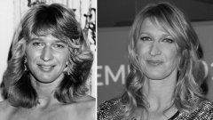 Щефи Граф - преди и сега
