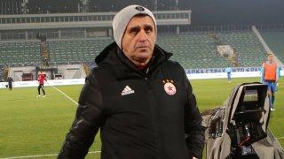 Акрапович: Трябваше да вкараме още, не дадохме шанс на съперника