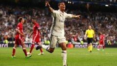Топ 10 на най-великите голове на Кристиано Роналдо в Шампионската лига...