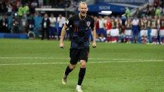 Игралият пет години в Динамо Киев Домагой Вида вкара на Русия и след мача посвети победата на Украйна