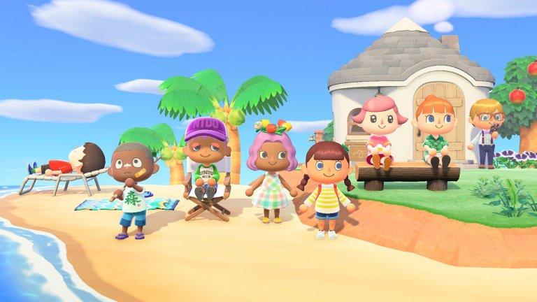 Animal Crossings: New Horizons Жанр: Social-simulation  Със своя весел и спокоен характер играта лесно привлече много почитатели по време на пандемията и продължи успешната серия на една от най-популярните поредици на Nintendo.   С изключително прост геймплей, приятна визия и възможност за използване на различни начини за комуникация между играчите, Animal Crossing: New Horizons се оказа едно от най-приятните заглавия за годината.