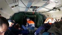 Самолетът е загубил контакт с авиодиспечерите при опит за кацане