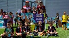 ФК Звезденбург спечели турнира на Свежите супергерои в Бургас