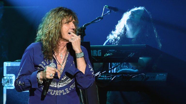 Whitesnake - Is This Love Whitesnake винаги са били известни с баладите си, които впечатляват женската част от аудиторията и далеч не един и двама са били младежите, използвали омайващия глас на Дейвид Ковърдейл, за да (опитат да) свалят някоя и друга мадама.