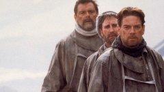 Кенет Брана влиза в ролята на британския пътешественик Шакълтън