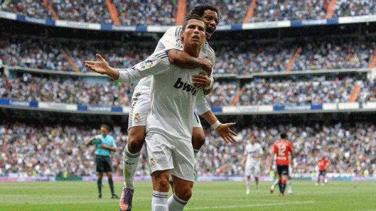 В началото на новия сезон нападателите на Реал не са достатъчно убедителни
