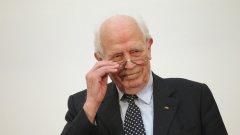 Бившият управител на централната банка на Германия Ханс Тетмайер е починал във вторник на 85-годишна възраст