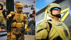 В близките години може да видим истински Captain America или Iron Man
