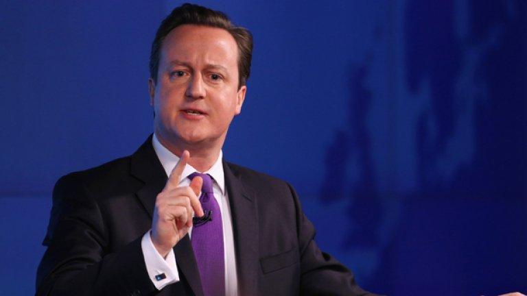 """Камерън представи """"най-строгите мерки"""" срещу имиграцията на Острова"""