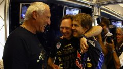 В Индия Фетел и Red Bull спечелиха световните титли за четвърти пореден сезон
