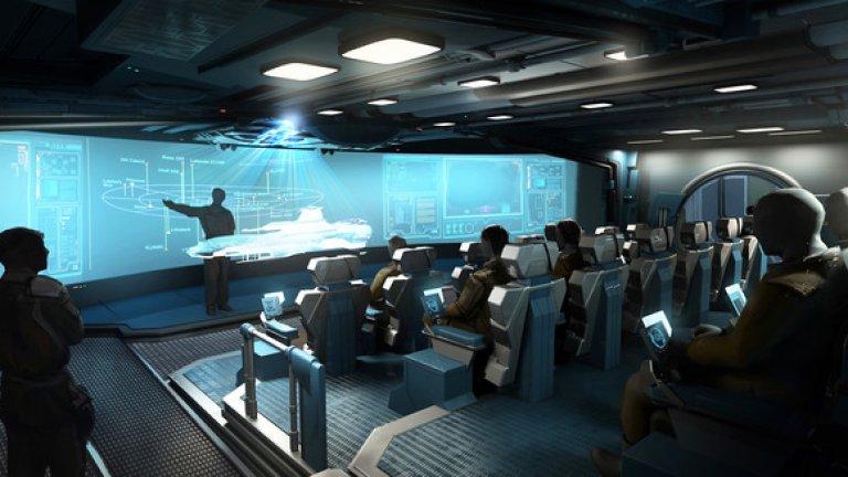 Жанрът на космическите симулатори беше смятан за мъртъв, но Star Citizen се е заел да го възроди