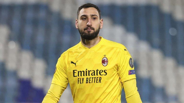Барса взима Донарума без пари, ако Милан се провали за Шампионската лига