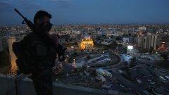 Отново обстрел по американското посолство в Багдад