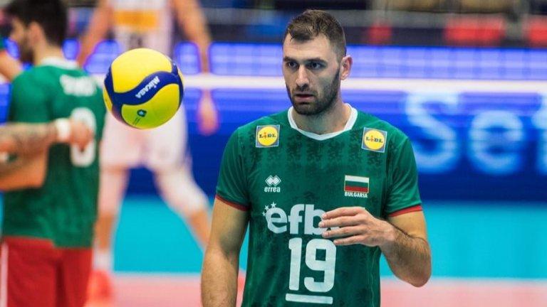 България приключи безславно участието си на Европейското по волейбол