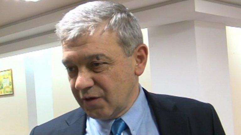 Решението за отстраняване на Румен Томов се обжалва пред ВАС
