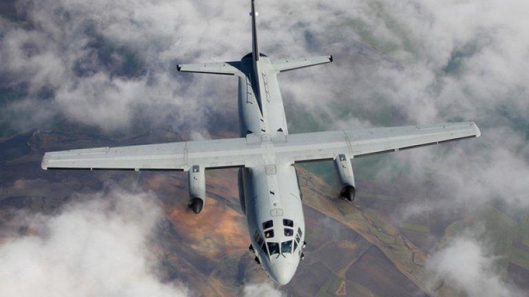 C-27J Spartan  Модерният тактически транспортен самолет C-27J Spartan се експлоатира от ВВС от 2007 г.  Общо са доставени три броя. Машината се задвижва от два газотурбинни двигателя, може да превозва до 60 войници или 11,5 тона товар. Също така може да лети от необорудвани летища, включително и такива с грунтово покритие.