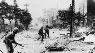 Когато Американските войски загубиха от Северна Корея